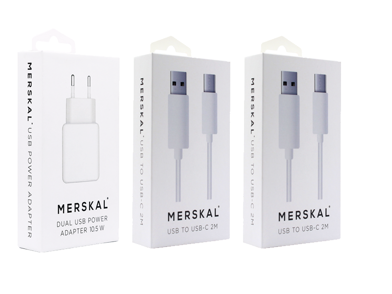 Merskal Charging kit USB-C