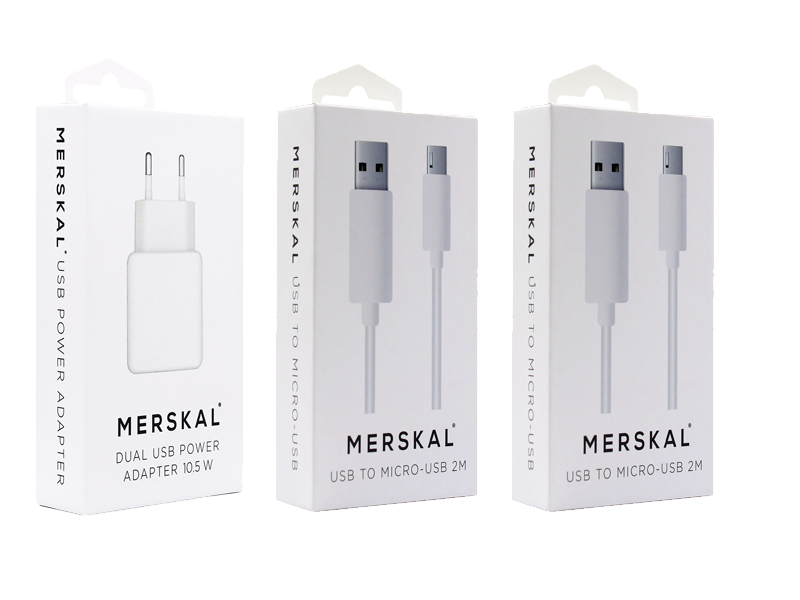 Merskal Charging kit Micro-USB